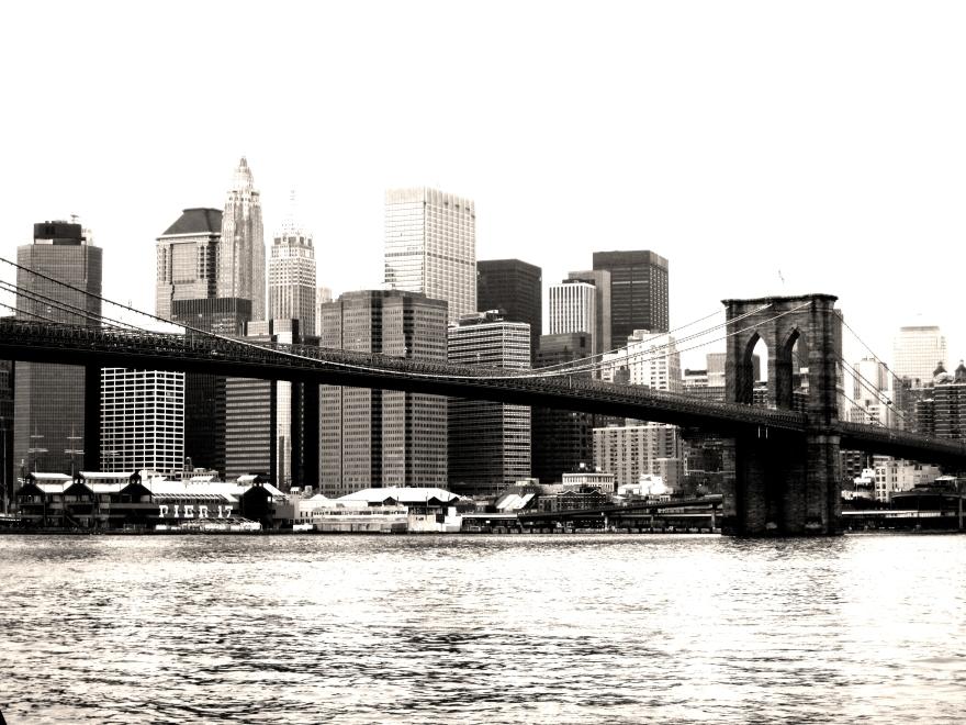 Brooklyn Bridge | New York City | Jan. 19, 2010 | Photo by Karen Petree