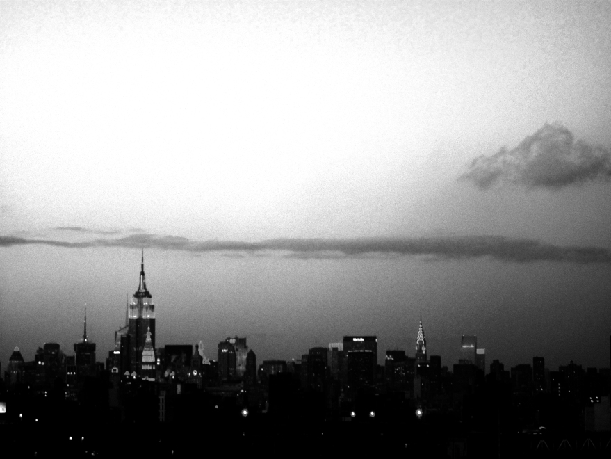 Sunset Manhattan | March 20, 2009 | Photo by Karen Petree